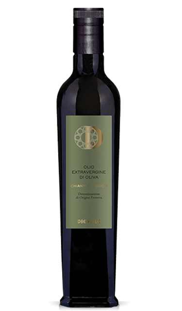 Dievole Toscano Chianti Classico - 2018 - 500 ml - Olivenöl Extra Vergine
