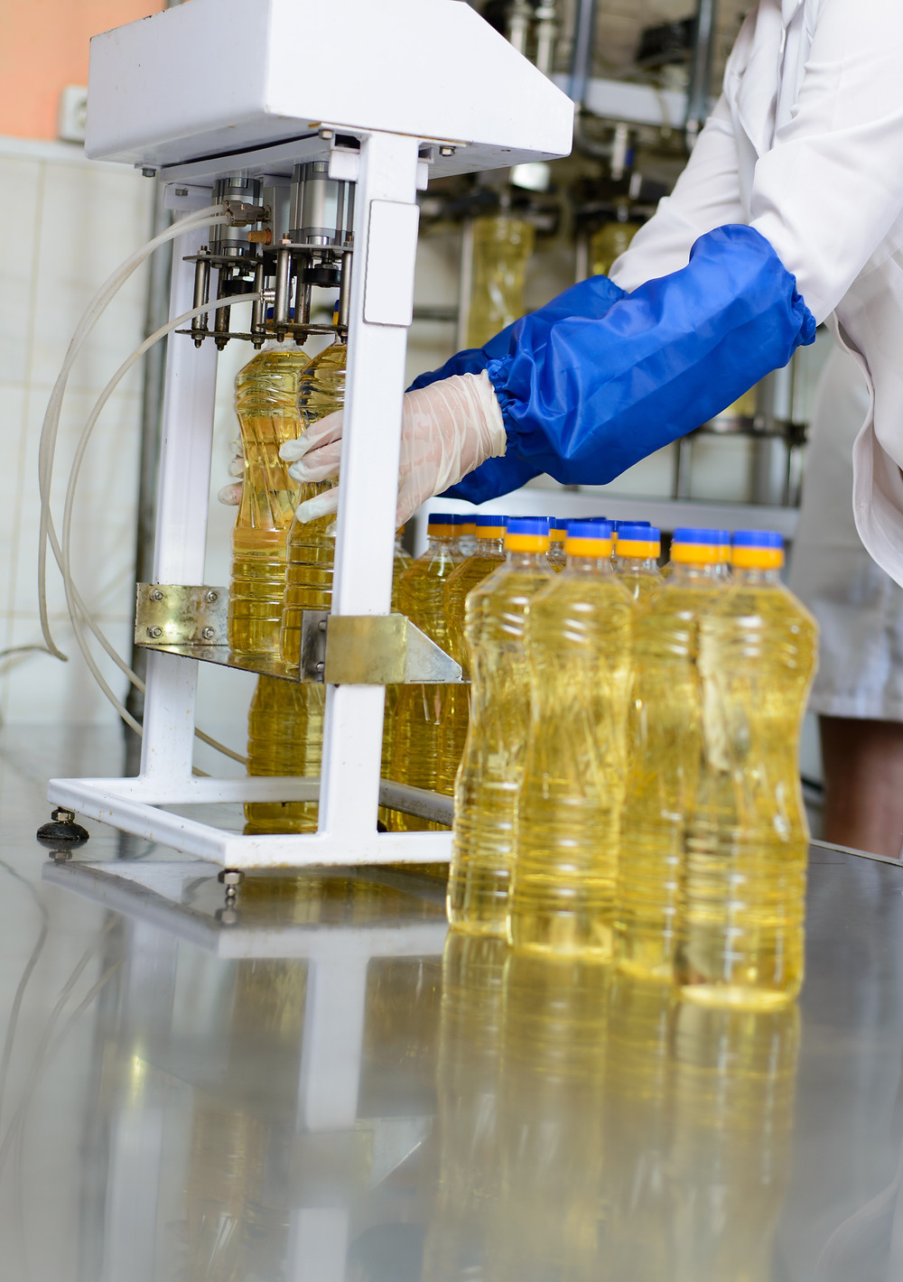 Sonnenblumenöl wird als natives Olivenöl extra verkauft evoo.expert