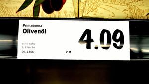Kommentar zu Lidls Marktverhalten in Bezug auf Olivenöl