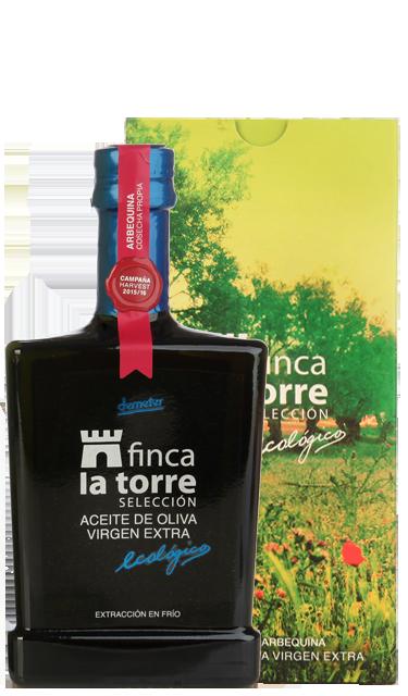 Finca la Torre Selección Arbequina Demeter - 2018 - 500 ml