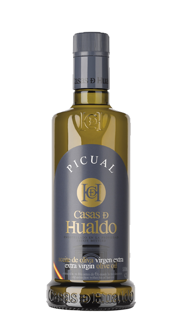 Casas de Hualdo Picual - 2019 - 500 ml