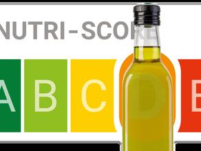 """Spanien streicht den """"Nutri-Score"""" für Olivenöl"""