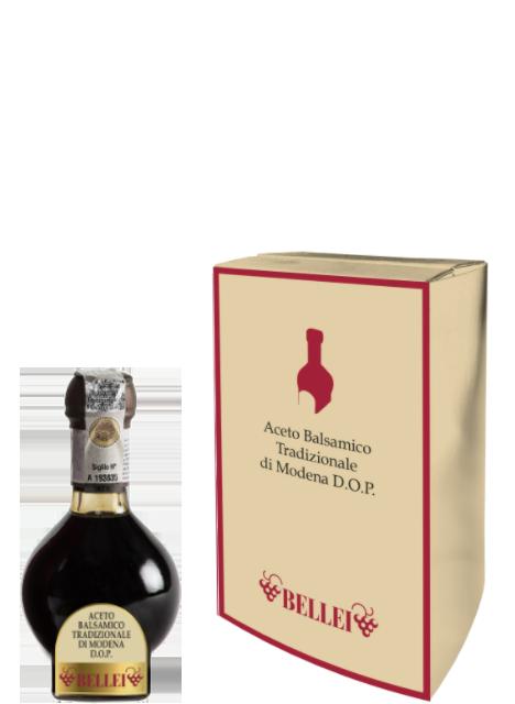 Acetaia Bellei Aceto Balsamico Tradizionale di Modena DOP - 12 anni - 100 ml