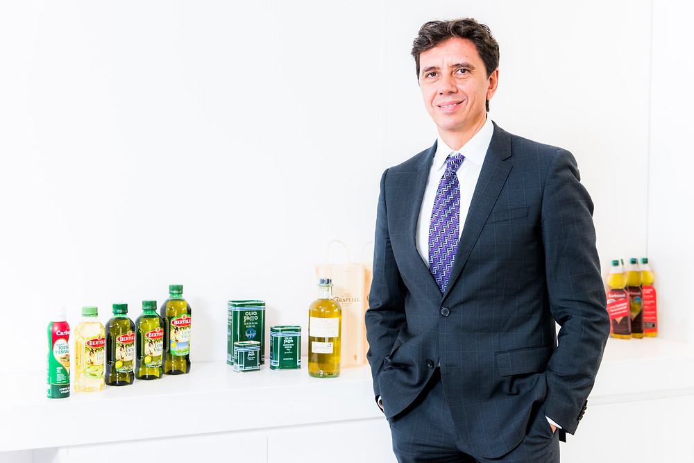 Pierluigi Tosato ist nicht mehr CEO von Deoleo SA, dem weltgrössten Abfüller von Olivenöl