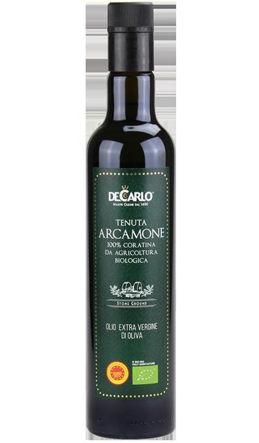 De Carlo Tenuta Arcamone DOP Terra di Bari Bio - 2018 - 500 ml - Vergine