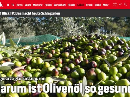Artikelkritik: Blick - Darum ist Olivenöl so gesund