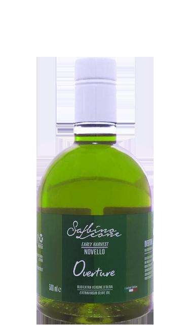 Sabino Leone Overture Early Harvest Novello - 2020 - 500 ml
