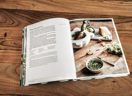 """Saison: Rezept Pesto alla genovese - aus dem Buch """"Entlang der Küste"""""""