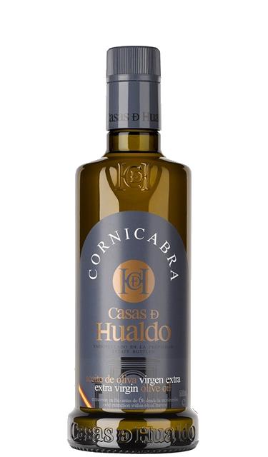 Casas de Hualdo Cornicabra DOP Montes de Toledo - 2018 - 500 ml