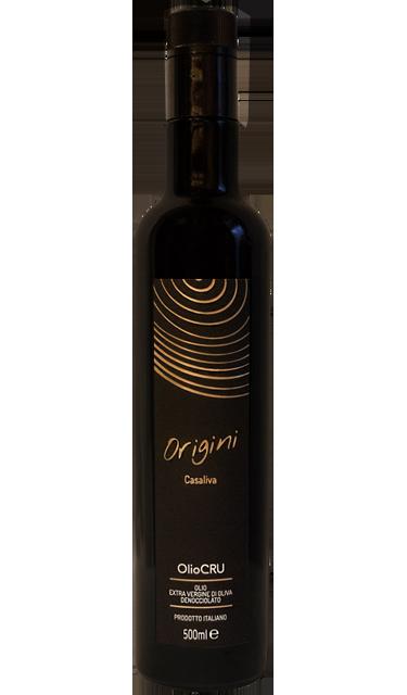 OlioCRU Origini Casaliva - 2018 - 500 ml