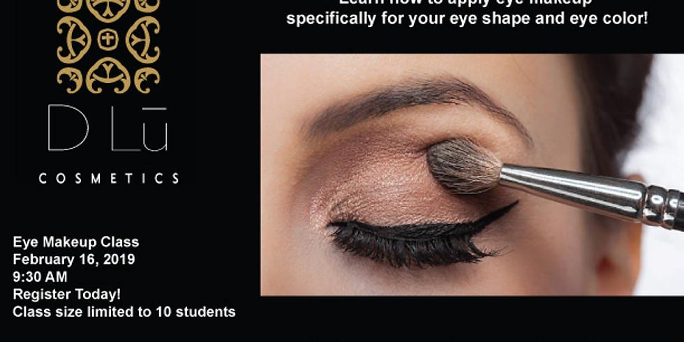 DLu Eye Makeup Workshop