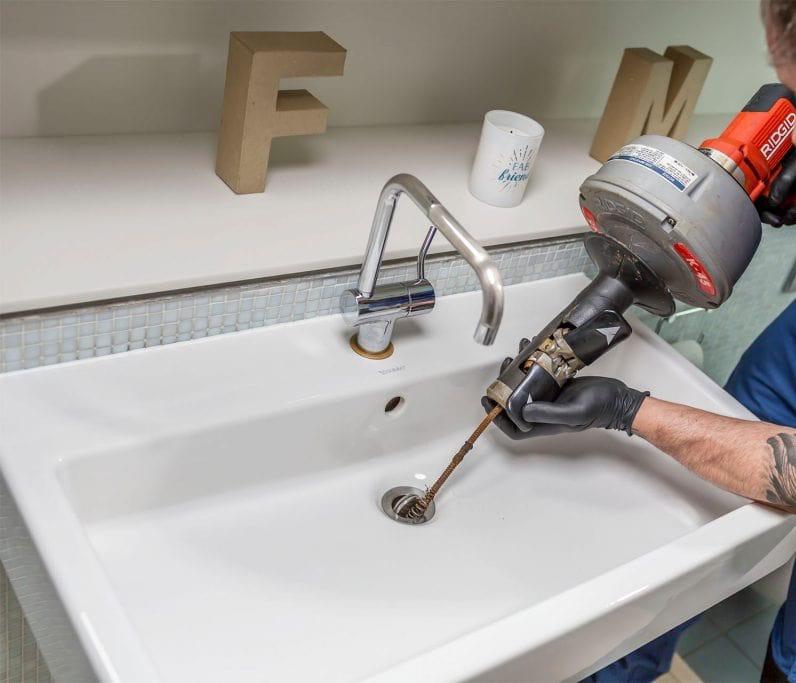 Plumbing and Drainage Repair