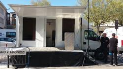 Camion Podium Pilat