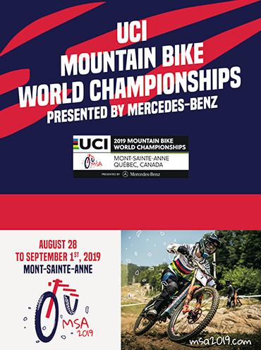 World Moutain Bike championship - Mont s