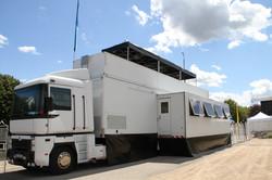 Camion podium Vercors