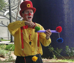 Magico Clown-zap