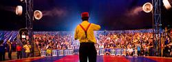 Show do Palhaço Tchutchuco