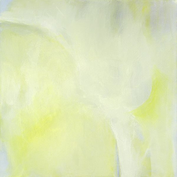 Tender Floral Yellow - Blue