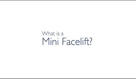 Mini facelift Mini Neck Lift Boston Newbury Street
