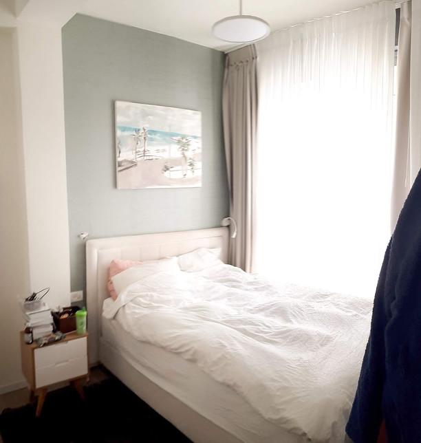 חדר שינה מאסטר