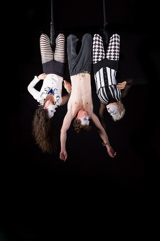 Airfish Circus & Cirque Du Ciel charity are joining forces for some awesome Cornish projects in