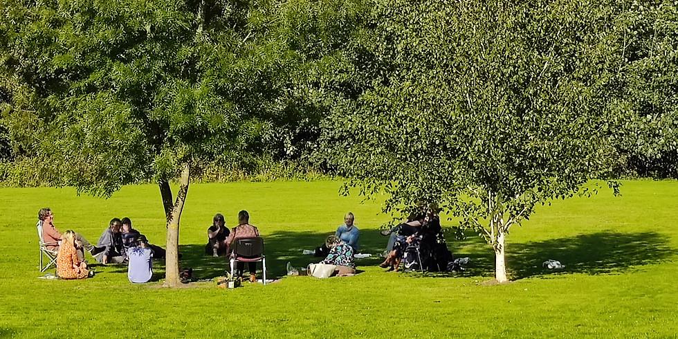Lichfield Storytellers - Story Circle (Monday 28th JUNE)