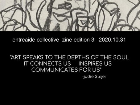 November 2020 Zine - The Art Issue