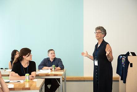 Jane Fleishman sex and aging training