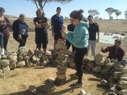 איזון אבנים לחברות ולאירגונים