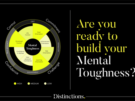 Are you ready to build your Mental Toughness?