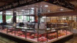 La boucherie Damien au marché Windsor de Neuilly