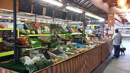 Saveurs du panier fruits et légumes à Neuilly, marché Windsor