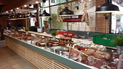 La charcuterie artisanale du marché Windsor de Neuilly