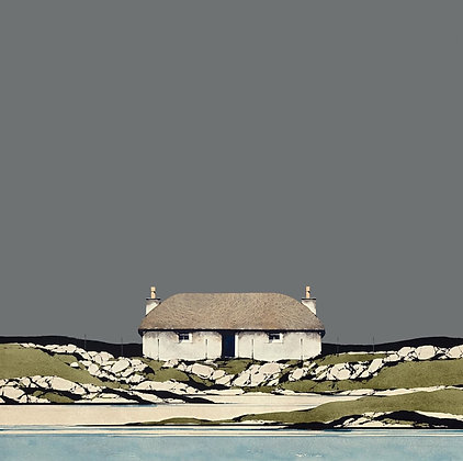 'Uist Coast' by Ron Lawson