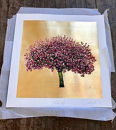 Jack Frame signed limited edition print