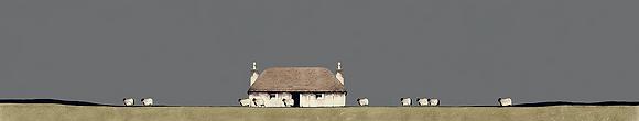 'Uist Croft' by Ron Lawson