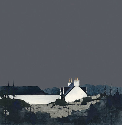 'Bunacaimb Arisaig' by Ron Lawson