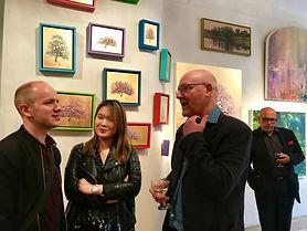 Jack Frame Exhibition - Alpha Art Galler