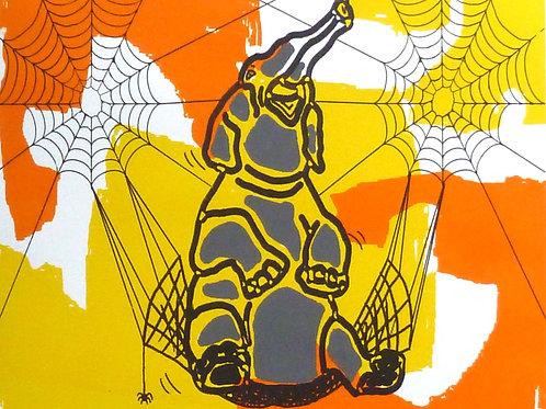 Elephant no:25- Mario Passamani
