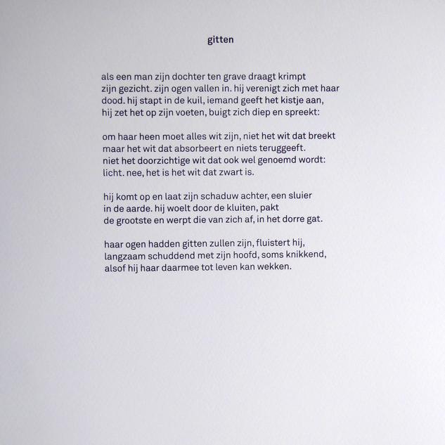 DichtDruk 3 gedicht