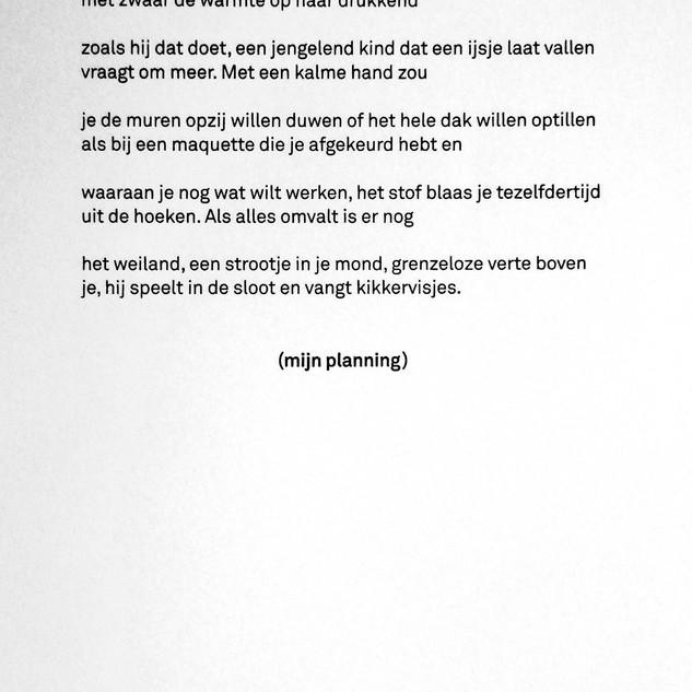 DichtDruk 8 gedicht