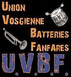 Union Vosgienne des Batteries Fanfares. Association pour la promotion de la Batterie Fanfare dans les Vosges.