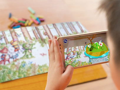 Alex Alligator AR App