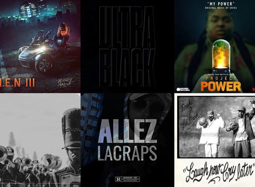Playlist : sorties de la semaine 33