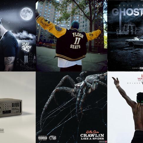 Playlist : sorties de la semaine 39