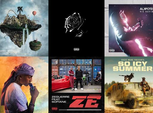Playlist : sorties de la semaine 27