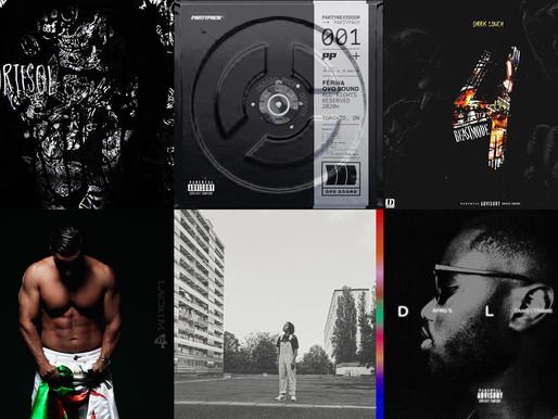Playlist : sorties de la semaine 42