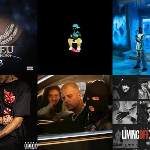 Playlist : sorties de la semaine 35