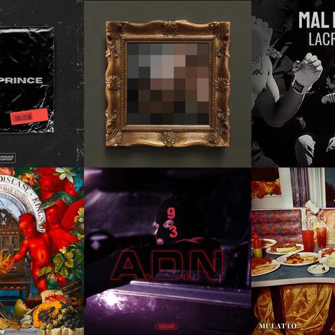 Playlist : sorties de la semaine 34