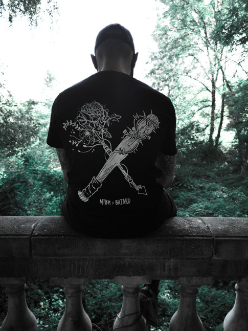 T-shirt mtbk batard shooting esprels urb